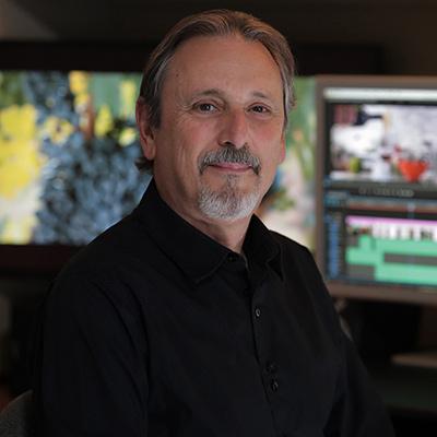 Jim Spadoni, editor & colorist